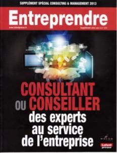 special consulting et management Entreprendre Oct Nov 2013 couverture